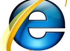 از مرورگر Internet Explorer استفاده نکنید!