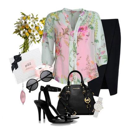 ست هایی بسیار زیبای لباس مجلسی به پیشنهاد stylish