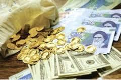 قیمت سکه طلا و ارز در بازار ازاد «یکشنبه 93/02/07»