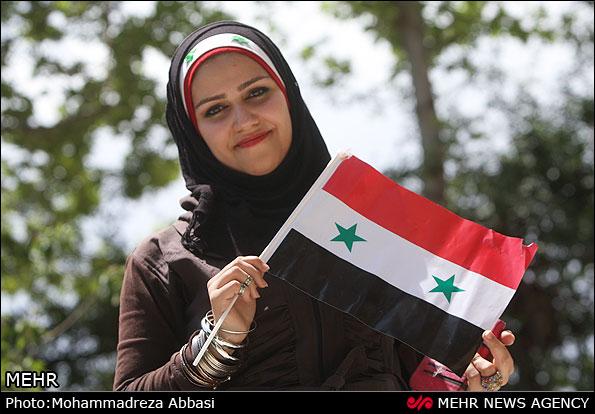 www.dustaan.com تصاویر دختران جوان سوري در تهران