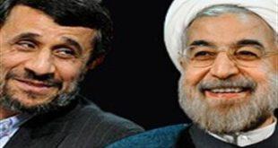توصیه احمدی نژاد به روحانی / فاز دوم را شروع نکن!