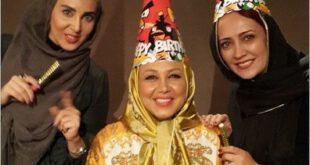عکس/ جشن تولد بهنوش بختیاری با حضور شیرین بینا و لیلا بلوکات