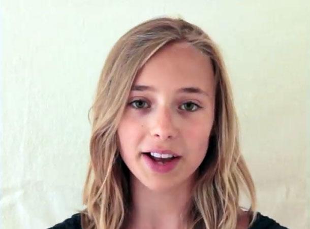 www.dustaan.com فیلم/ 14 ساله شدن یک دختر در عرض 4 دقیقه!