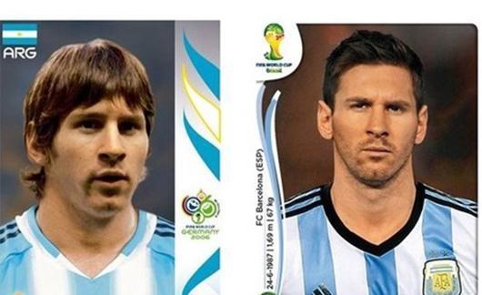 www.dustaan.com چهره فوتبالیست معروف قبل و بعد از پولدار شدن!