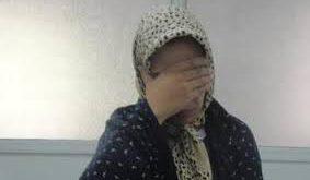 دختر جوانی که 3 روز در چنگال زورگیران خشن اسیر بود