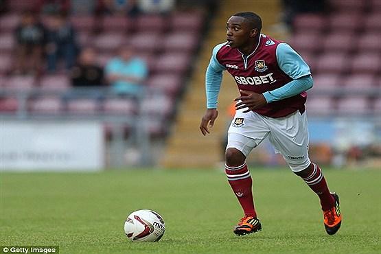 www.dustaan.com عکس/ سریع ترین فوتبالیست دنیا را بشناسید