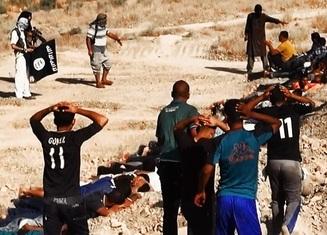 www.dustaan.com تصاویری دلخراش از جدیدترین جنایات داعش در عراق +18