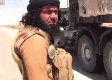 تصاویری واضح از «جلاد داعش» بدون نقاب