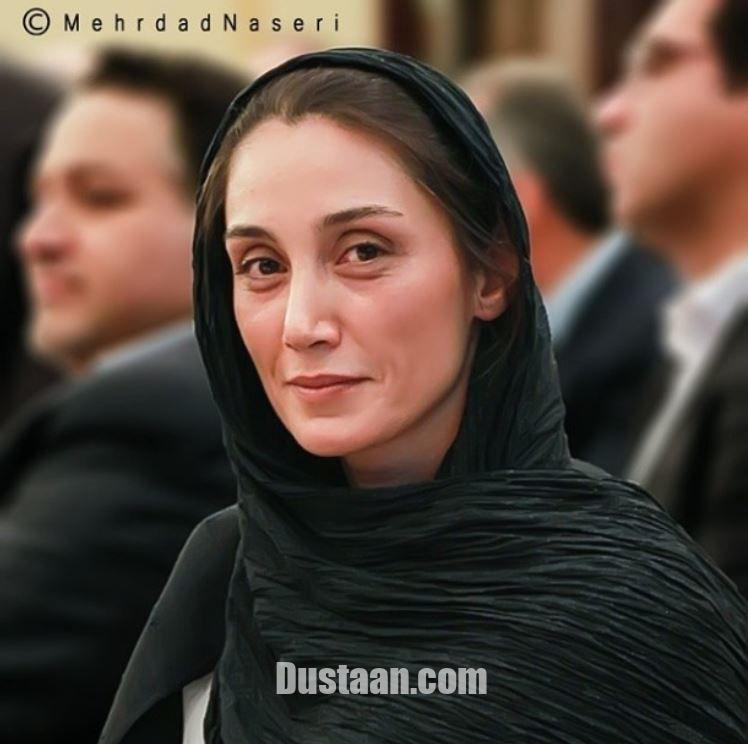 www.dustaan.com بیوگرافی و عکس های جدید هدیه تهرانی