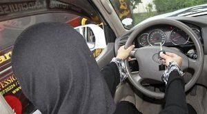 شرط شیطانی داعش برای رانندگی زنان!