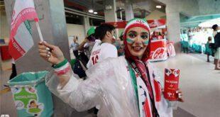 تصاویر بازیگران ایرانی در بازی دیشب تیم ملی با بوسنی