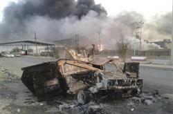 www.dustaan.com تصرف یک شهر دیگر در غرب عراق توسط داعش
