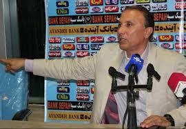 www.dustaan.com درخشان : سر حرفی که درباره تیم ملی زده ام هستم!