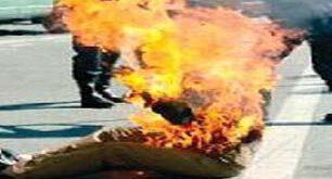 7 دختر موصلی بعد از تجاوز داعش به انها خود را سوزاندن