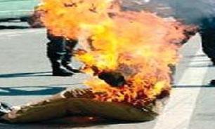 www.dustaan.com 7 دختر موصلی بعد از تجاوز داعش به انها خود را سوزاندن