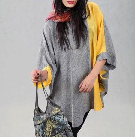 www.dustaan.com  جدیدترین مدل مانتوهای زیبای تابستانی برای سال ۹۳