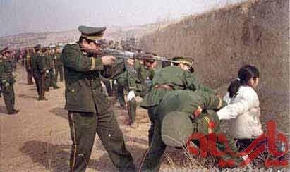 www.dustaan.com تصاویری از اعدام بی رحمانه زنان در چین! +18