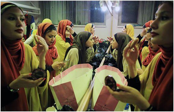 www.dustaan.com کنسرتی با خوانندگی زنان در ماه مبارک رمضان +تصاویر
