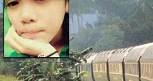 تجاوز وحشیانه به یک دختر 13 ساله در قطار مسافری +عکس