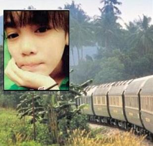 www.dustaan.com تجاوز وحشیانه به یک دختر 13 ساله در قطار مسافری +عکس