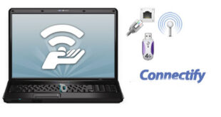 تبدیل لپ تاپ به مودم وایرلس با نرم افزار Connectify Pro