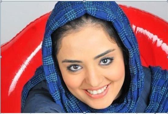 www.dustaan.com واکنش نرگس محمدی به خبر ممنوع التصویر شدن خود +عکس