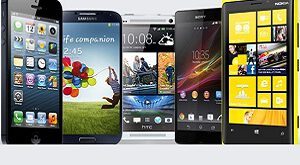 قیمت انواع گوشی موبایل در بازارهای پایتخت