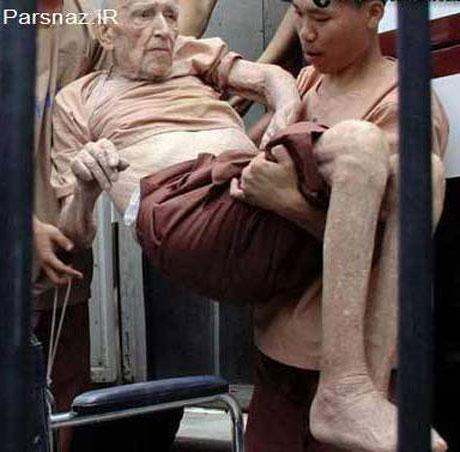 www.dustaan.com تجاوز جنسی پیرمرد 90 ساله به 4 دختر 7 تا 15 ساله! +تصاویر