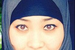 زن زیبایی که به خاطر پیوستن به جهاد نکاح شوهرش را مخفیانه ترک کرد!