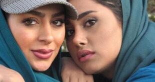 عکس/ سمانه پاکدل بازیگر معراجی ها و خواهرش