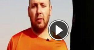 فیلم/ سر بریدن وحشیانه یک خبرنگار دیگر توسط داعش (18+)