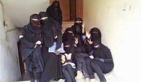 ازدواج هم زمان یک داعشی با 3 خواهر!!