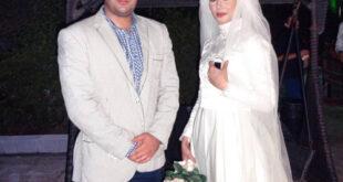 تصاویر/ پریناز ایزدیار در لباس عروس!