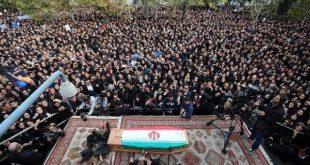 فیلم/ تشییع پیکر زندهیاد مرتضی پاشایی با حضور هنرمندان