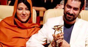 عکس/ حسادت همسر «شهاب حسینی»