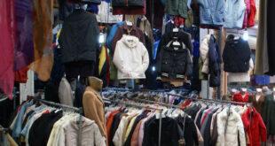 بازار داغ لباسهای تاناکورا در سرمای مشهد!