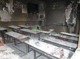 www.dustaan.com ویدئوی منتشر نشده از آتش سوزی دبیرستان دخترانه
