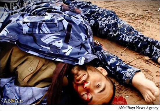 www.dustaan.com اعدام وحشیانه 2 سرباز سوری به جرم شیعه بودن / تصاویر +18