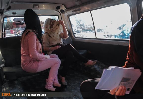 www.dustaan.com کدام زنان از نظر ناجا بد پوشش هستند؟ و با انها برخورد خواهد شد