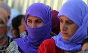 www.dustaan.com تاجر ایزدی خواستار خرید همسر سرکرده داعش شد!