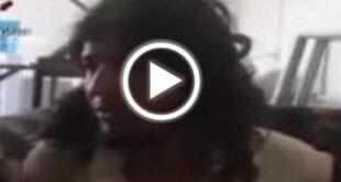 فیلم/ نحوه اعتراف گرفتن داعش از عناصر جبهه النصره