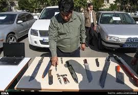 www.dustaan.com زورگيری با شمشير در غرب تهران