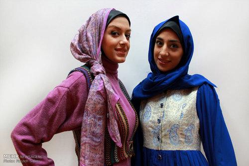 www.dustaan.com تصاویر/ شو زنده لباس زنانه در مازندران