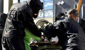 حکم قطع دست يک سارق حرفه اي سپيده دم امروز در مشهد اجرا شد