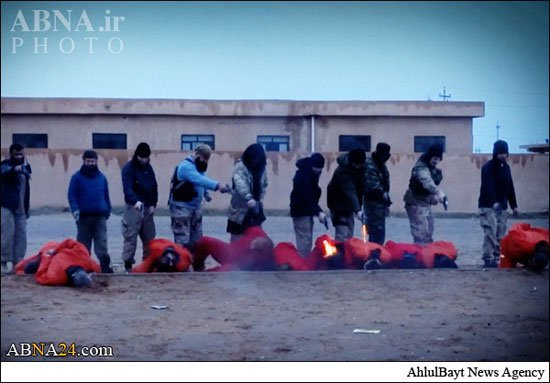 www.dustaan.com تصاویر/ جنایت وحشتناک داعش در استان صلاح الدین عراق(۱۸+)