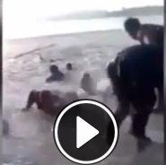 www.dustaan.com فیلم/ غرق شدن دو دختر دانشجو در شورابیل اردبیل