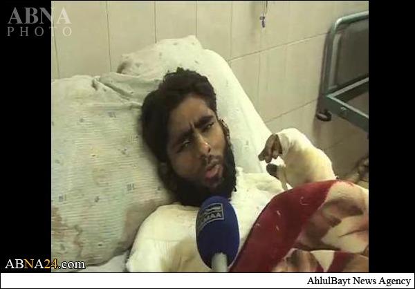 تصاویر/ داعش دانشجوی پاکستانی را به اتش کشید