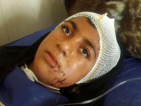 www.dustaan.com تصاویر/ دختر ۲۱ ساله نیکشهری سگ وحشی را از پا درآورد!