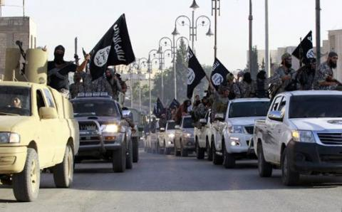 پایگاه اصلی داعش در لیبی سقوط کرد