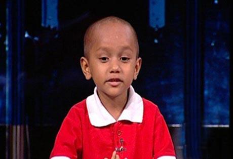 www.dustaan.com عکس/ اطلاعات این پسر بچه ۷ ساله بیشتر از سایت گوگل است!